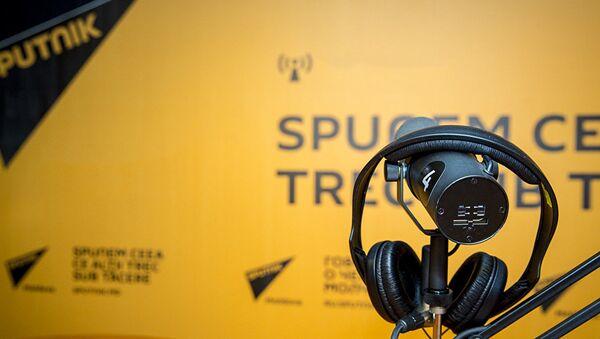 В эфире радио Sputnik - Sputnik Латвия