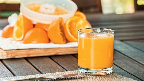 Апельсиновый сок - Sputnik Латвия