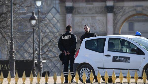 Francijas policija - Sputnik Latvija