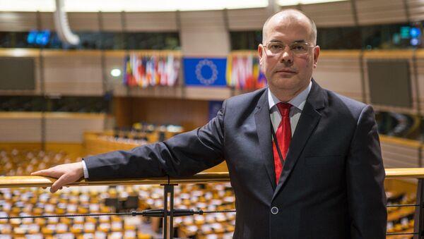 Андрей Мамыкин - Sputnik Латвия