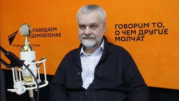 Ректор российского Литературного института имени Горького Алексей Варламов - Sputnik Латвия