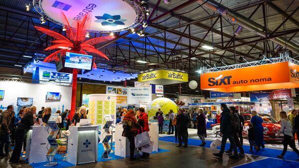 Выставка туриндустрии Балттур - Sputnik Латвия