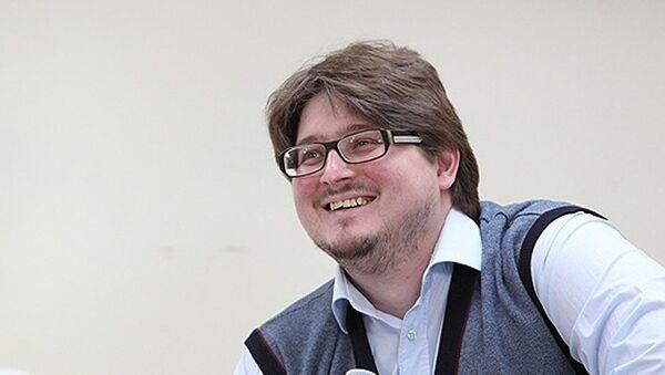 Илья Пересадов - Sputnik Латвия
