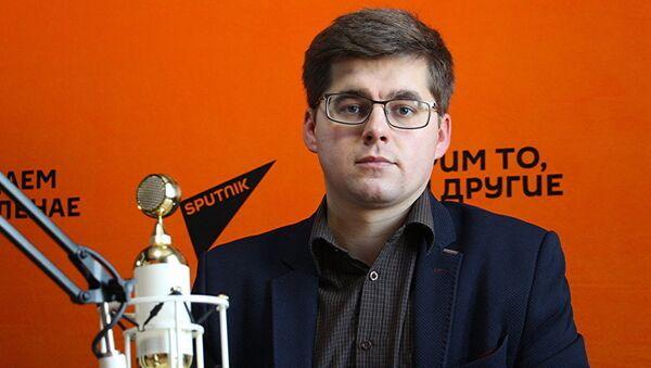Евгений Прейгерман - Sputnik Латвия