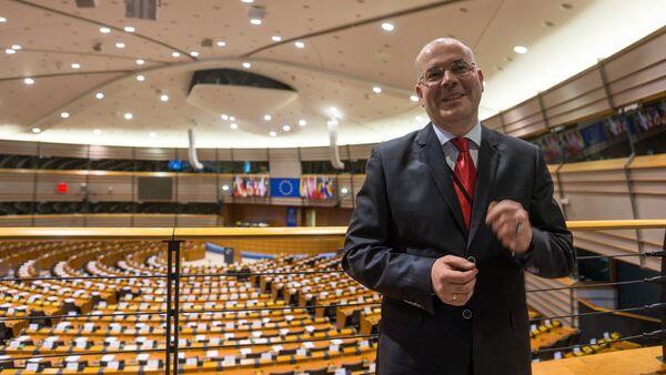 Eiropas Parlamenta deputāts Andrejs Mamikins. Foto no arhīva - Sputnik Latvija
