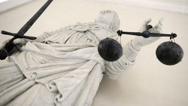 Статую Фемиды - Sputnik Латвия