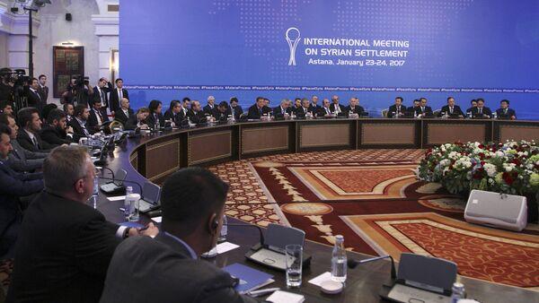 Kazahstānā norit tikšanās jautājumā par Sīrijas konflikta noregulēšanu. Foto no arhīva - Sputnik Latvija