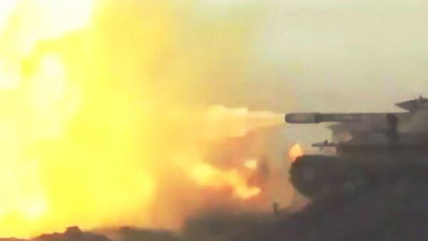 Боевые действия в Сирии - Sputnik Латвия