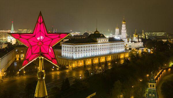 Московский Кремль - Sputnik Латвия