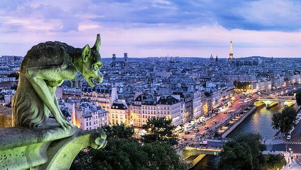 Столица Франции - Париж - Sputnik Латвия