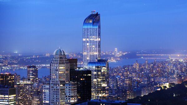 Города мира. Нью-Йорк - Sputnik Латвия