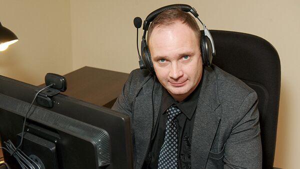 Политический обозреватель Аллан Хантсом - Sputnik Латвия