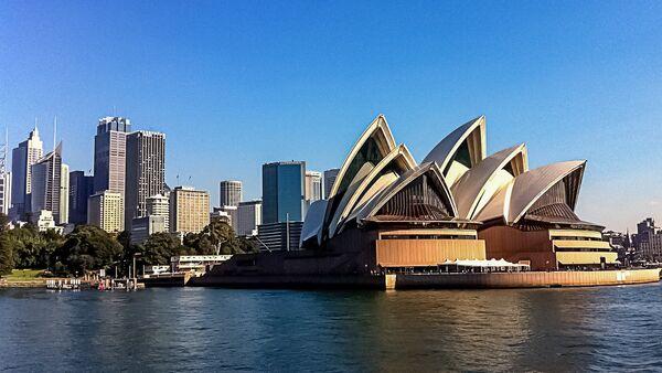 Sidneja, Austrālija - Sputnik Latvija