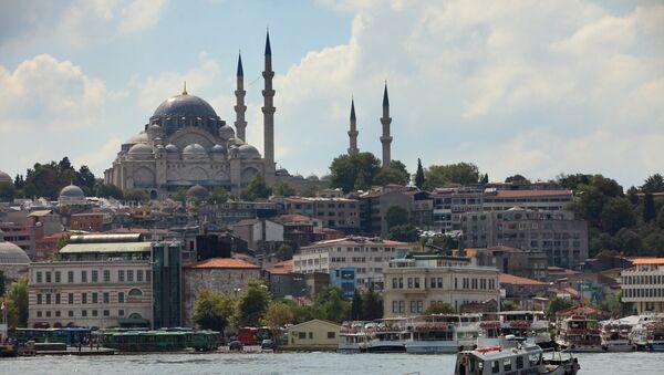 Страны мира. Турция - Sputnik Латвия