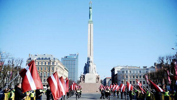 День памяти легионеров 16 марта. Архивное фото - Sputnik Латвия