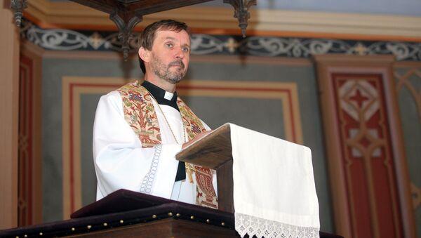 Архиепископ Янис Ванагс - Sputnik Латвия