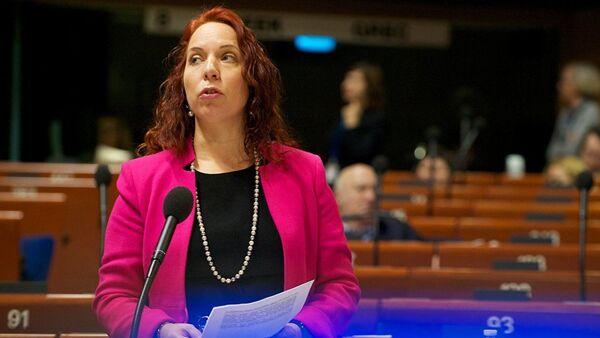 Министр образования Эстонии Майлис Репс - Sputnik Латвия