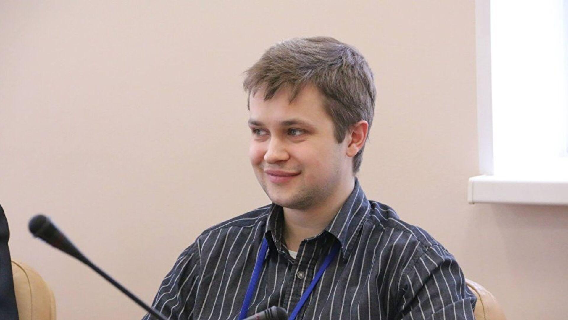 Политолог Александр Коньков - Sputnik Латвия, 1920, 19.04.2021