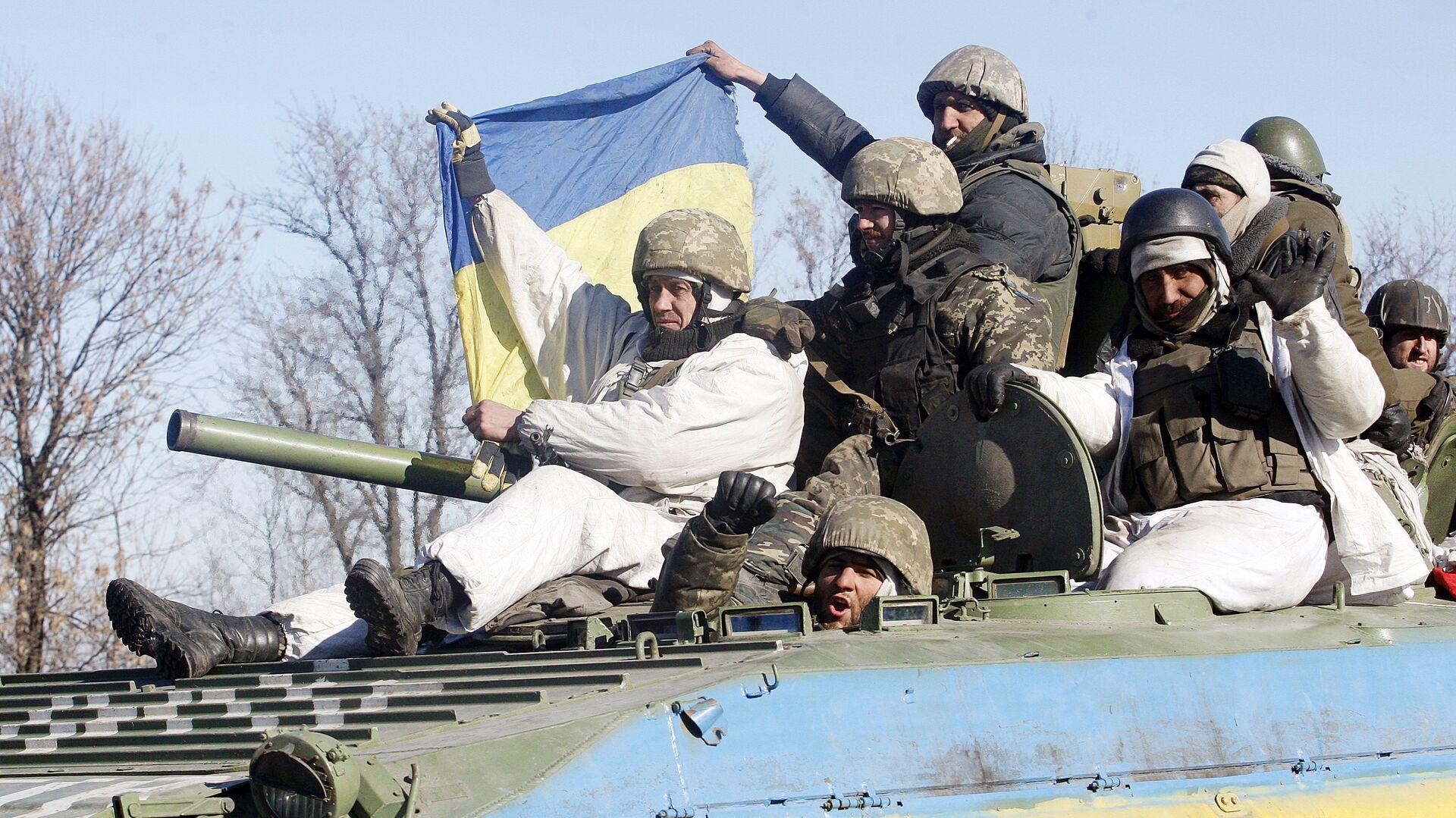 Вооруженные силы Украины - Sputnik Латвия, 1920, 24.06.2021