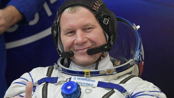 Космонавт Олег Новицкий - Sputnik Латвия
