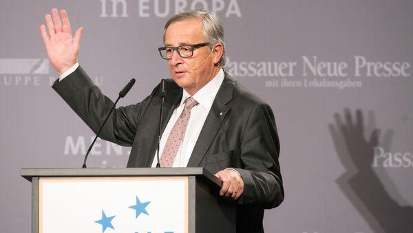 Главы Еврокомиссии Жан-Клод Юнкер - Sputnik Latvija