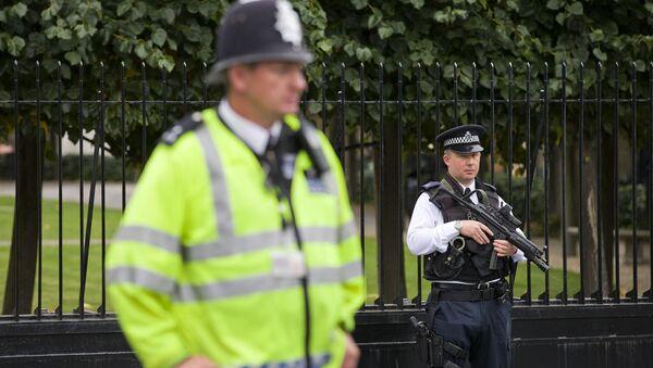 Полиция Великобритании - Sputnik Латвия