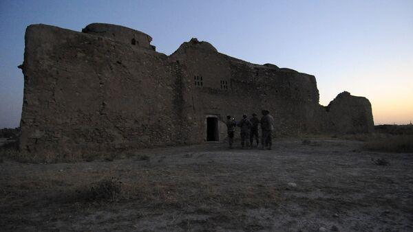 Монастырь Св. Ильи в Ираке - Sputnik Латвия
