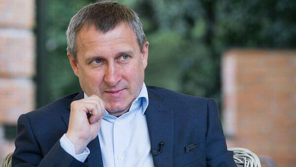 Украинский посол в Варшаве Андрей Дещица - Sputnik Латвия