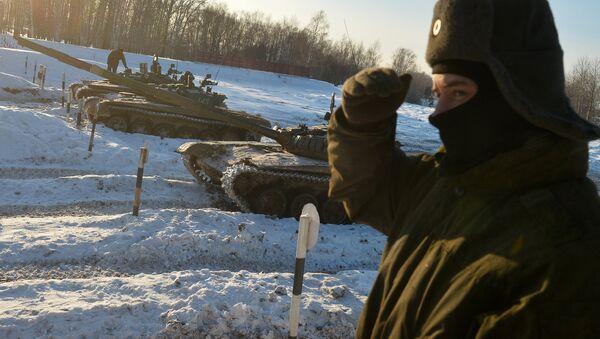 Военные учения - Sputnik Латвия