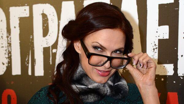Актриса Эвелина Бледанс - Sputnik Латвия