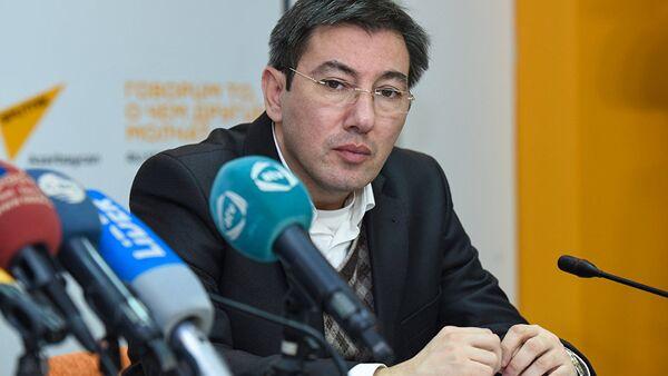 Эксперт Ильгар Велизаде - Sputnik Латвия