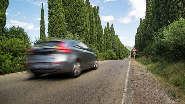 Дорога и автомобиль - Sputnik Латвия