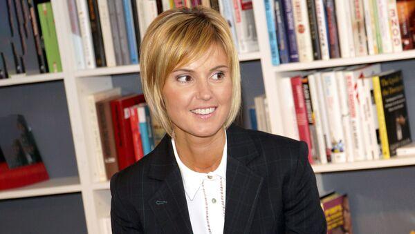 Кандидат на пост мэра Риги Диана Новицка - Sputnik Латвия