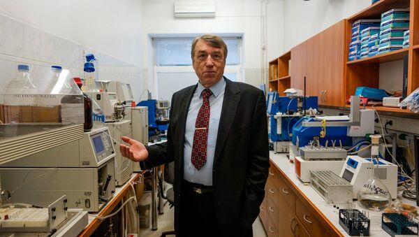 Профессор Иварс Калвиньш - Sputnik Латвия