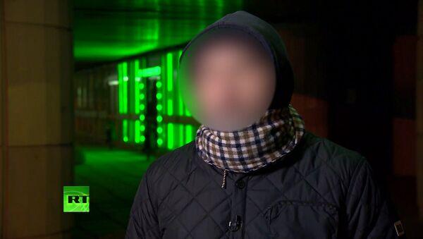 Участник фильма BBC о съемках - Sputnik Латвия