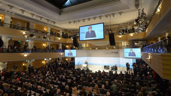 53-я Мюнхенская конференция по безопасности - Sputnik Латвия
