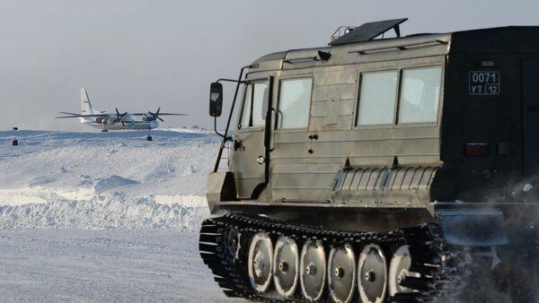 Остров архипелага Северная Земля, Арктика - Sputnik Latvija