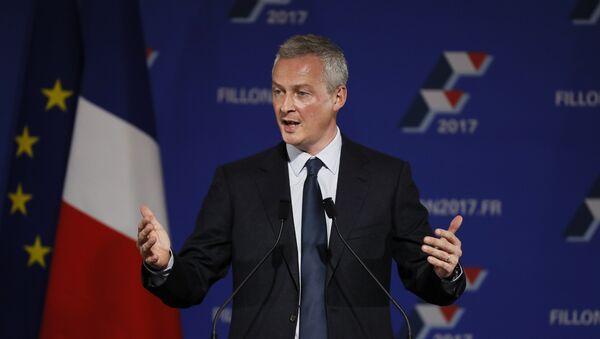 Депутат Национального собрания Франции Брюно Ле Мэр - Sputnik Latvija