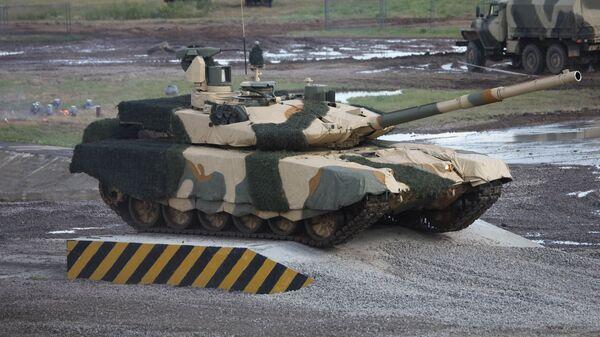 Танк Т-90МС - Sputnik Latvija