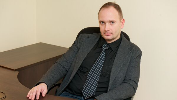 Аллан Хантсом - Sputnik Латвия