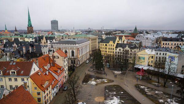 Вид на площадь Ливу - Sputnik Латвия