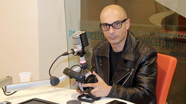 Политический эксперт, журналист Армен Гаспарян - Sputnik Латвия