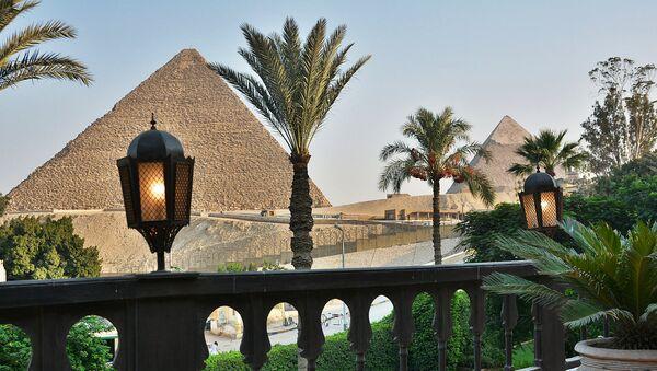 Египетские пирамиды - Sputnik Latvija
