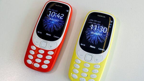Новая Nokia 3310 - Sputnik Латвия