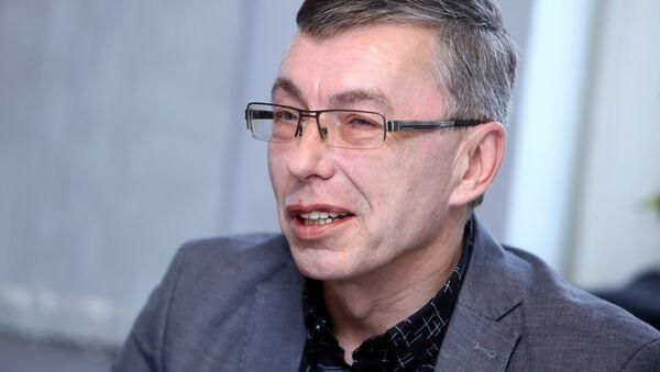 Председатель правления Латвийского радио Алдис Паулиньш - Sputnik Latvija