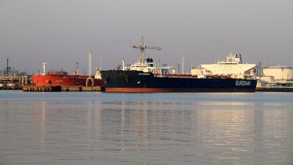 Вентспилсский свободный порт - Sputnik Латвия