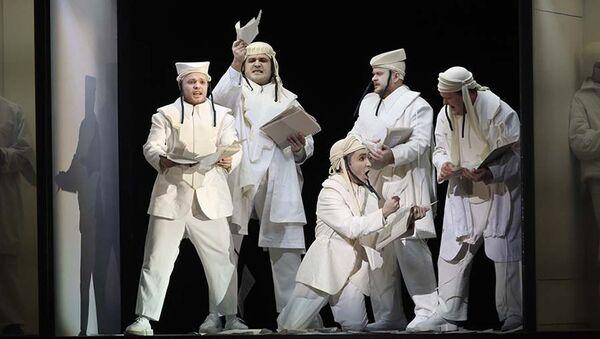 Саломея Штрауса в Мариинском театре - Sputnik Латвия