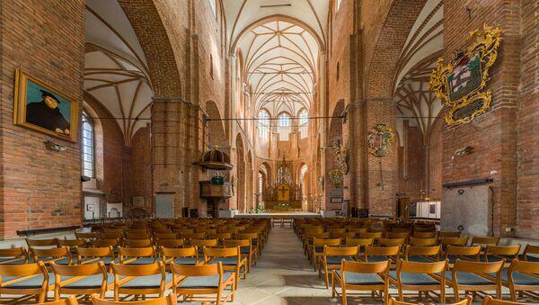 Церковь Святого Петра - Sputnik Латвия