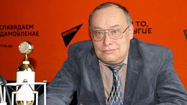 Президент Российской ассоциации прибалтийских исследований, доктор экономических наук, профессор Николай Межевич - Sputnik Латвия