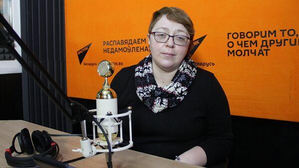 Обозреватель агентства Sputnik Беларусь Елена Ольшанская - Sputnik Латвия